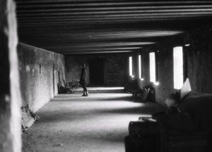 Dawne jednoprzestrzenne wnętrze Fortu