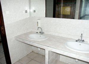Nowoczesne zaplecze sanitarne
