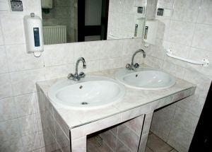 pełen komfort higieny osobistej.